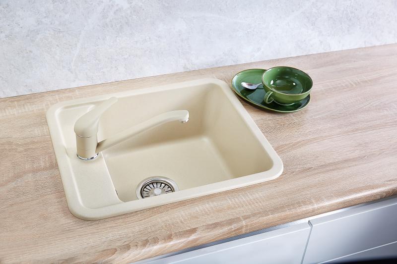 Кухонная мойка granula 4202 смесители hansgrohe planis купить